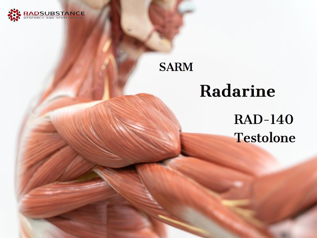 Радарин (Radarine, RAD-140, SARM, САРМ)